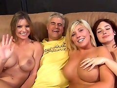 3 Babes Fuck-fest With Boys