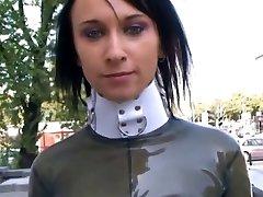 Heiße Outfits Latex und PVC