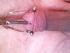 Piercing avec traction et sonde 10 mm