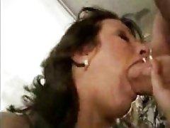 Massive cock insertion