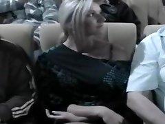 Nikki Groped V Kino