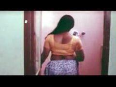 Super-fucking-hot Tamil Maid