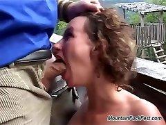 german heidi extreme boned