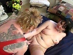 Nude Rude and Tattooed
