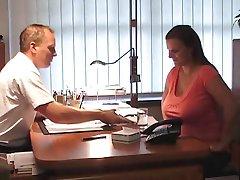 MILF Tjock tysk Kvinna Intervju - negrofloripa