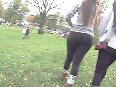 Big Butt Teen Leggings