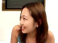 Teen hottie Arisa Sugano is with her boyfriend kissing and toying her pussy before her muff is pounded hard