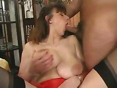 Curvy Big Tits Slut Takes it in the Ass by TROC