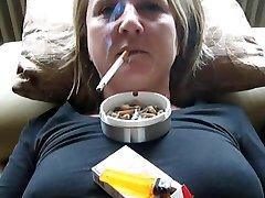 Rökning Claudia