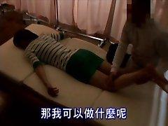 Japanese fake massage 9