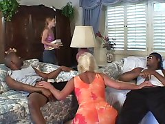 Mom Dana Shares NOT Her daughter's Asshole With 2 BBCs