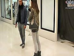 Student Girl Gets Fucked In Public Toilet