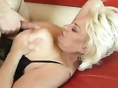 Mature Dana Hayes Swallows Cum