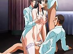 Petite Anime Maid Dreier Cartoon XXX
