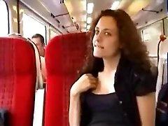 ट्रेन में