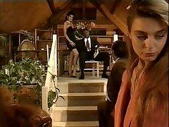 Zara Whites in a classical Italian movie