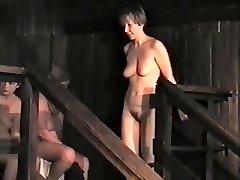 Skjulte kameraer i offentlig basseng dusj 966