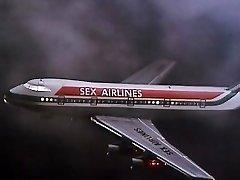 Alpha Frankrijk - franse porno - Film - Les Hotesses Du Sexe (1977)