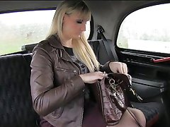 FakeTaxi - Mum swallows more than her pride