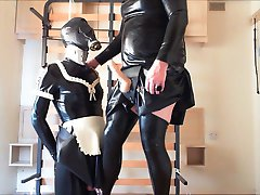 Latexmaid Sensorary Privazione