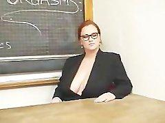 BBW Orgasm lessons