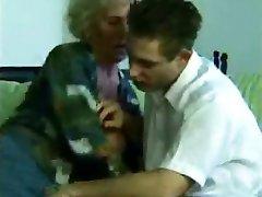 Nasty Granny Hidden Cam