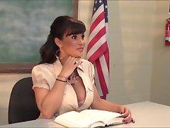 L.A.Teacher 섹시한중년여성 3