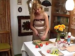 Russian mom playing with horny boy - Rayra