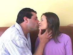 Hubby Watches Wife Have Orgasm With Stud