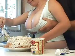 ママgroppedキッチン
