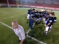 Kimberly Franklin Gangbang By Football Team