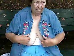 babcia paski