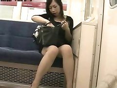 Ride on a Subway2(Touch your Clit!)
