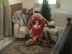 Rotte E. Sfondate is a yummy chick who gets her hairy pussy boinked