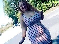 Nice big butt