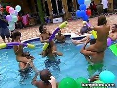 BangBros Pool Party!