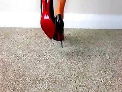 femdom desnudos pies en tacones - saf