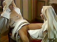 Preist & Nuns Fucking & Fisting