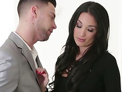 Smoking hot Anissa Kate fucked brutally in Erotica X video