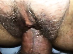 Amateur couple pussysex and creampie