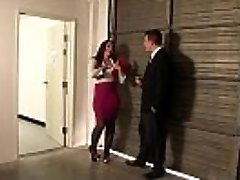 Hard-core Romance With Chief - Savannah Fox