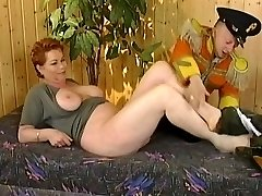 Kira Crimson with midget (Good movie)