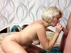 homemade, sumptuous mature couple in a hot clip
