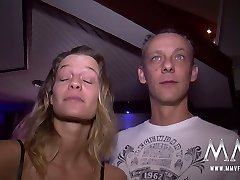 MMV Films Mature and Teenager German swinger party