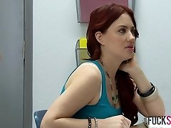 Jessica Ryan in Ill Inhale You For An A