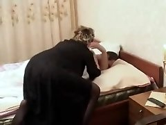 Mummy Gives In To Not Her son