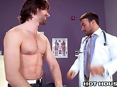 HotHouse Hot Doctor Buttfucked by Australian Cub