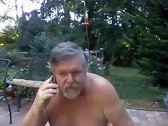 Wonderful Naked Motorcycle Dad