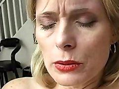 elderly slut orgasm