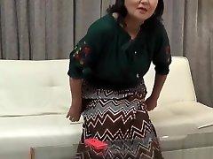 पहले शॉट में 60 वें जन्मदिन नीचे पहनने के mizuki-segm 1